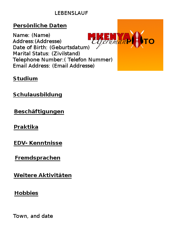 what is the format of a german telephone number