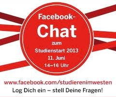 Facebook NRW Uniz Chat