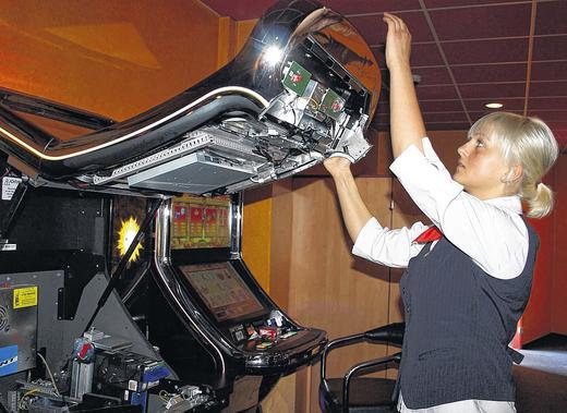 Fachkraft Automatenservice