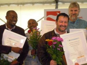 Victor Ndula Award in Berlin