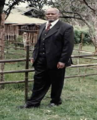 Manasseh Rukungu Chege
