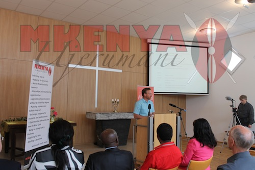 Sermon by Pastor David
