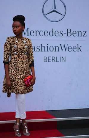 Mercedes-Benz-Fashion-Week-Berlin-Nancy Mwai at AFDB