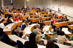 Lecture Hall, class