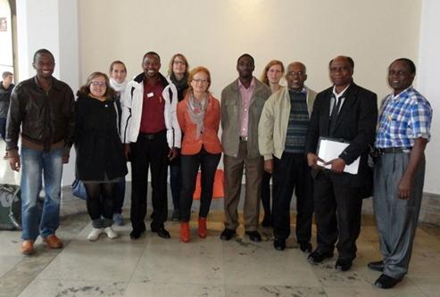 Pwani University visiting Technische Universität München