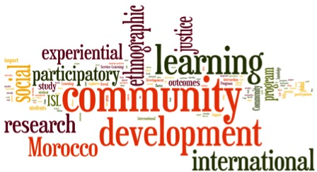 community development international research program social study impact