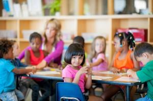 Preschool children class