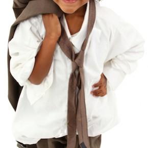 Cute baby boy child kid