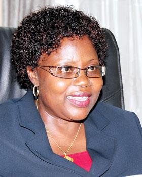Controller of Budget Agnes Nangila Odhiambo