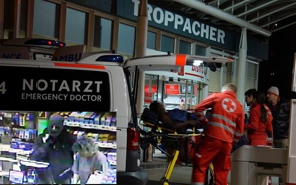 Kenyan Man Attacked in Innsbruck Austria