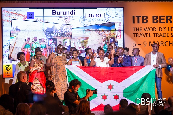 Burundi at the ITB 2014