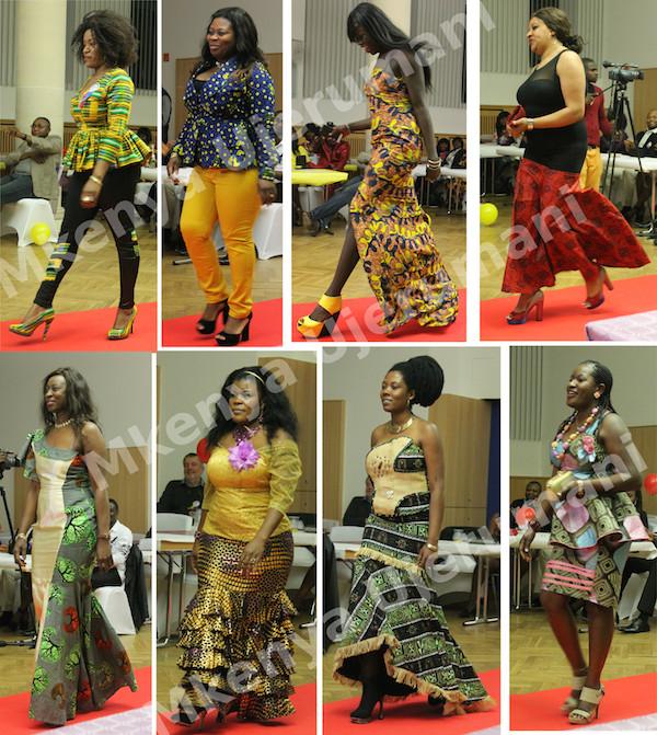 Inspiring Change- Celebrating Our Women in Essen 2014 seqel Fashion Parade