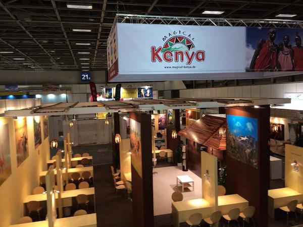Kenya Stand ITB 2014 Berlin