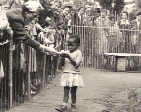 Human Zoo in Brussels 1958