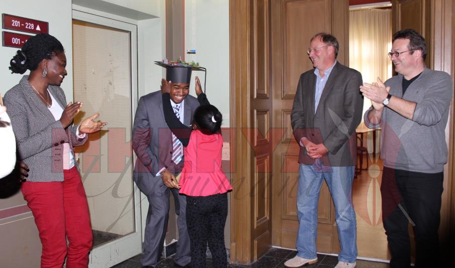 Ken Mubea Graduation1
