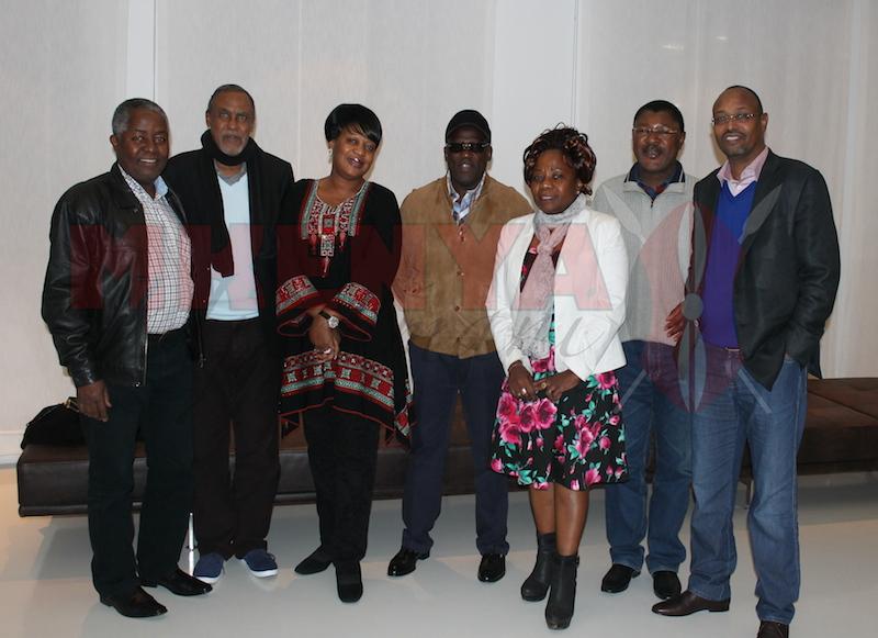 Kenyan Senators in Berlin 2014