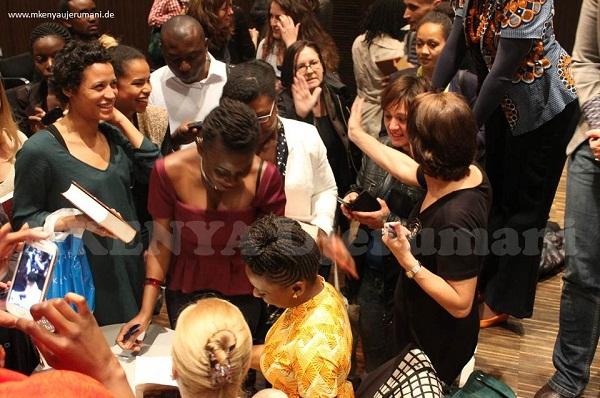 Chimamanda Ngozi Adichie in Köln (2)