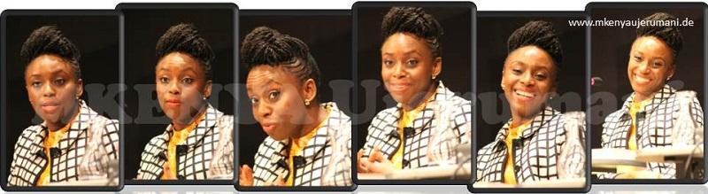 Chimamanda Ngozi Adichie in Köln 3