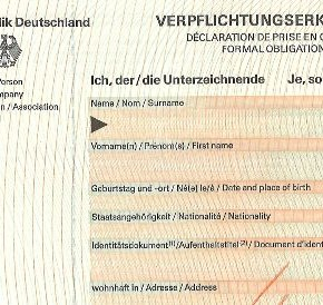 Getting A Verpflichtungserkl 228 Rung Affidavit Of Support