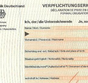 getting a verpflichtungserklrung affidavit of supportformal obligation mkenya ujerumani - Verpflichtungserklarung Muster