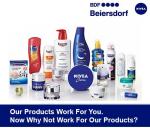 Beiersdorf Nivea Labello Eucerin