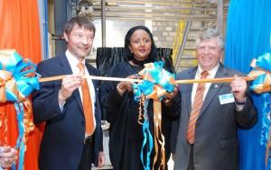 Laurent Tainturier; Ambassador Amina Mohamed; Dick Purchase