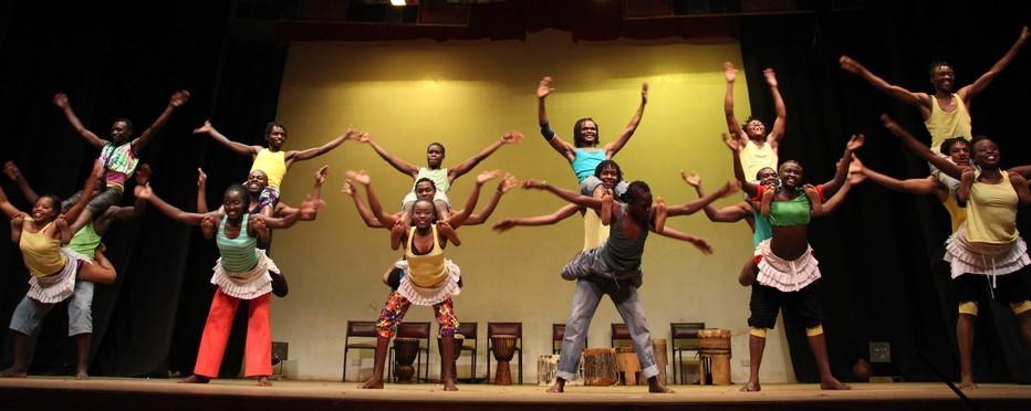 Nafsi Acrobats Kenya