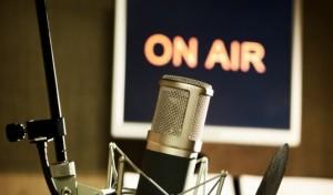 Radio mic mike