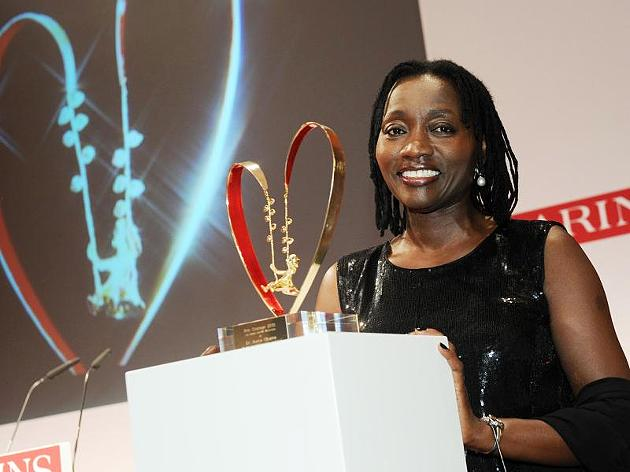 Auma Obama ZDF Prix Courage Mona Lisa
