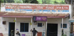 kenya post office dilapidated