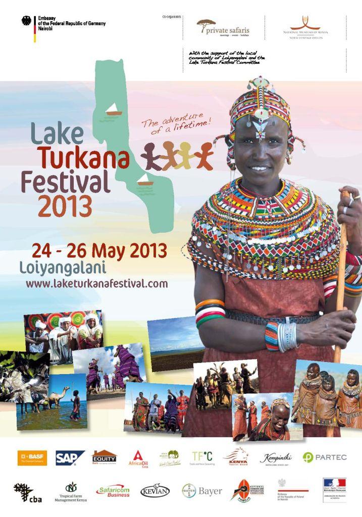 lake turkana cultural festival 2013 Telaso Lepalat