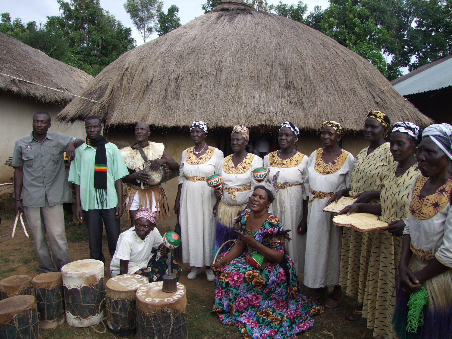 Ogoya Nengo and Dodo Women's Group
