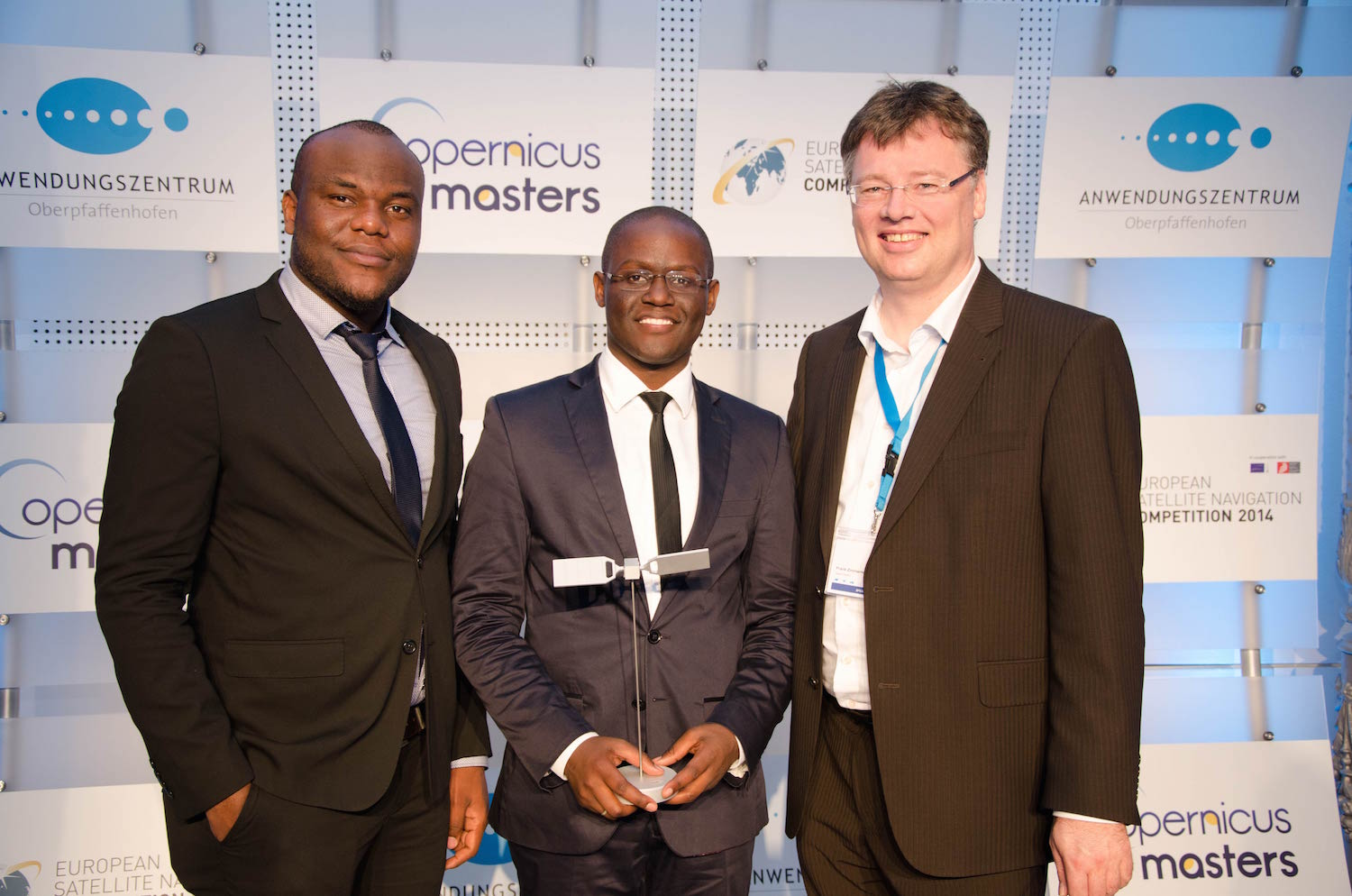 Soule Nkepseu - Cofounder & CTO SkyDesk Systems, Steve Odhiambo - Founder & CEO SkyDesk Systems, DR. Frank Zimmermann - Managing Director Cesah Darmstadt