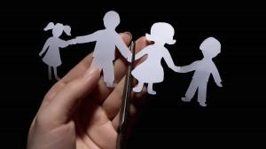 family, child, divorce