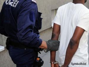 Black Man Arrested Police