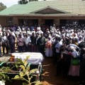 Fred Adira Funeral