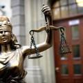 Courts Justice Gericht