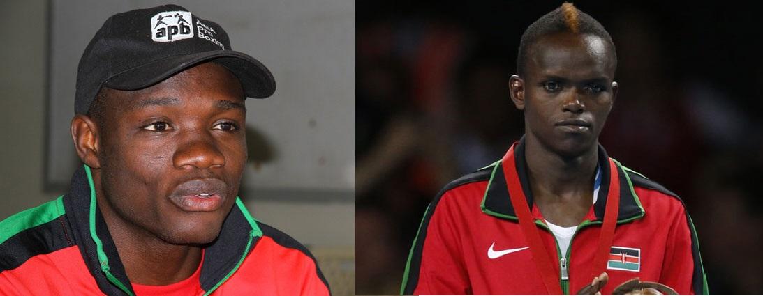 Rayton Okwiri, Benson Gicharu