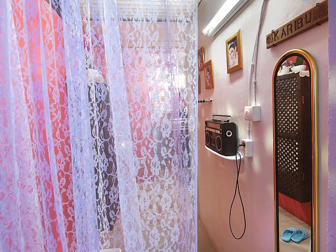 Swahili beauty parlour