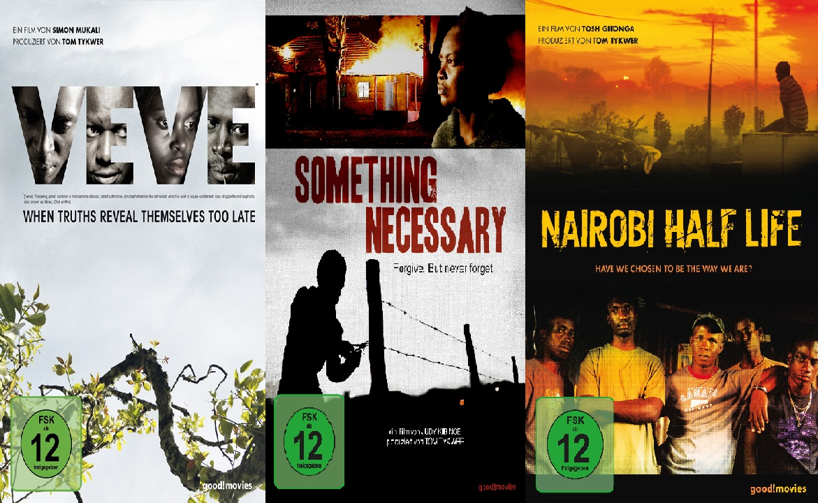 Veve, Something Necessary, Nairobi Half Life, One Fine Day Films