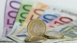Euro cash money