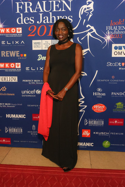 Look Women Year Awards 2015 Auma Obama