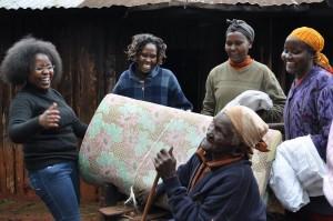 Joyce Wanjiku Kairu Purity Elderly Care Foundation