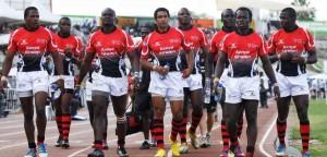 Kenya 7s Rugby  Team
