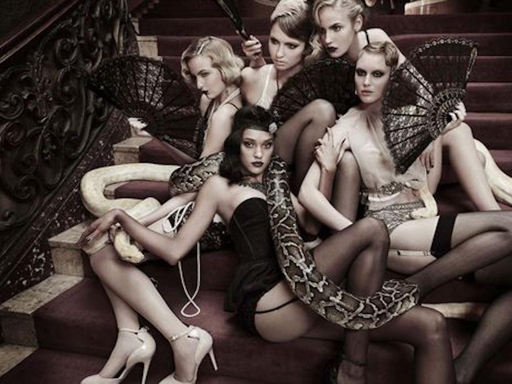 Jasmin Leonie Lekudere snake pic