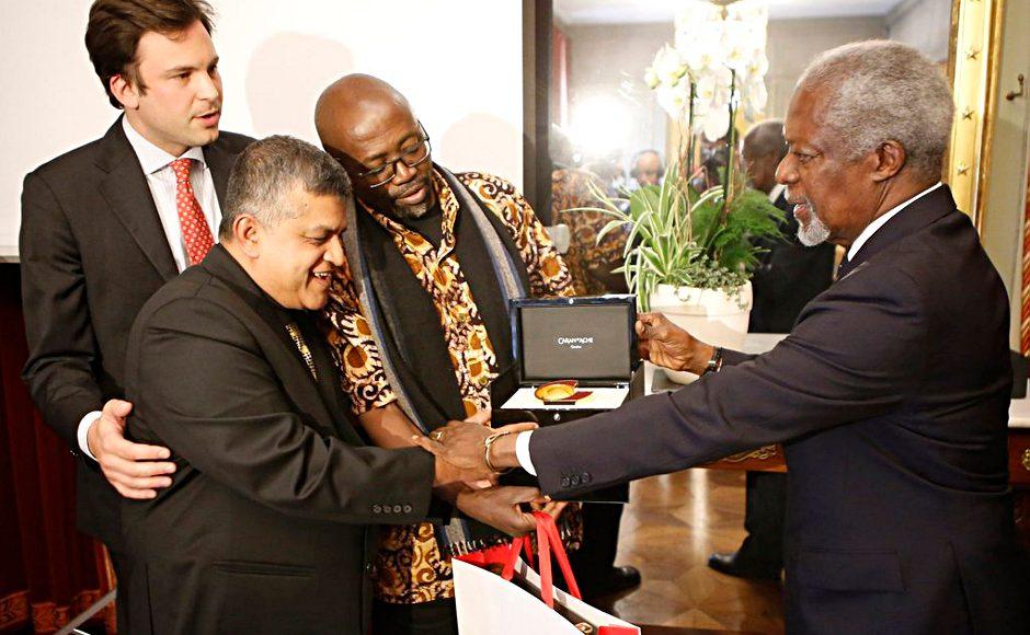 Koffi Annan, Zulkiflee Anwar Ul-Haque oder Zunar, Godfrey Mwampembwa GADO