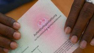 Aufenthaltserlaubnis law permit residence