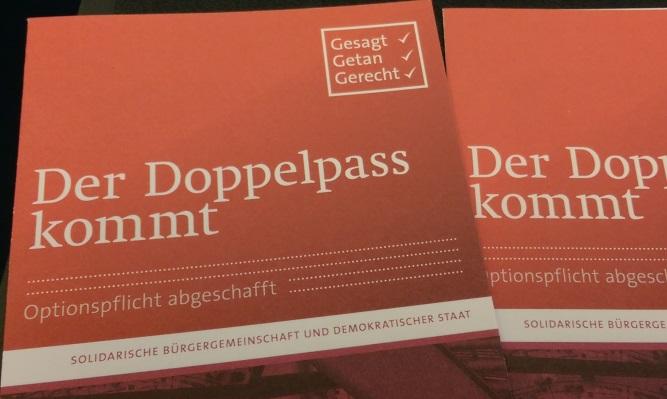 Doppelpass Dual citizenship