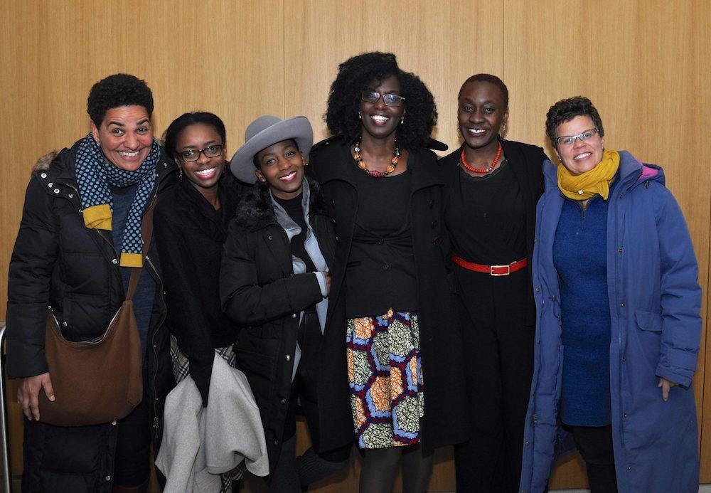 Maureen Maisha Auma Eggers with Yvonne Adhiambo Owuor