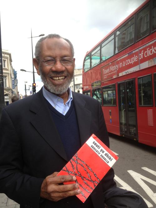 Abdilatif Abdalla Sauti ya dhiki London